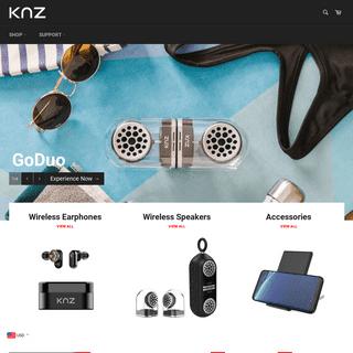 KNZ Technology - Wireless Earphones, Speakers & Mobile Accessories