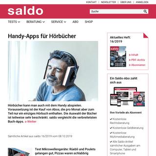 ArchiveBay.com - saldo.ch - saldo.ch