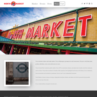 ArchiveBay.com - northmarket.com - North Market - Columbus, Ohio – .