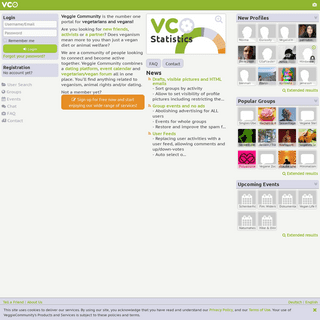 ArchiveBay.com - veggiecommunity.org - Veggie Community - because love isn't that blind