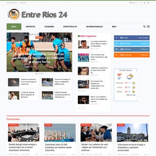 Er24.com.ar – Noticias – Noticias – Toda la Provincia a Toda Hora