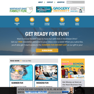 ArchiveBay.com - northeastohiofamilyfun.com - Northeast Ohio Family Fun