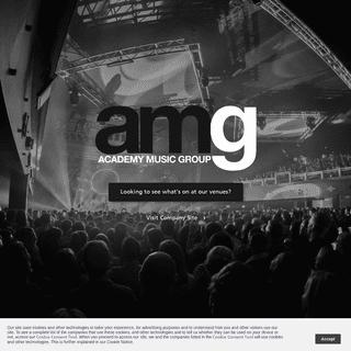 ArchiveBay.com - academymusicgroup.com - Academy Music Group - Academy Music Group