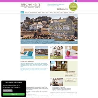 ArchiveBay.com - tregarthens-hotel.co.uk - Tregarthen's Hotel on the Isles Of Scilly