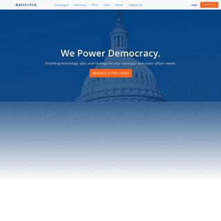 Aristotle Political Technology to Power Democracy