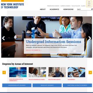 ArchiveBay.com - nyit.edu - New York Institute of Technology (NYIT)