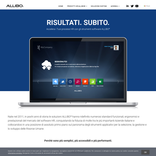 ALLIBO® HR Software