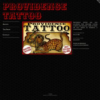 Providence Tattoo