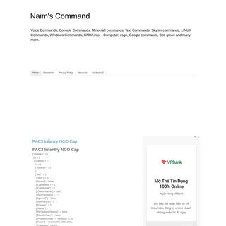 ArchiveBay.com - naimcommand.blogspot.com - Naim's Command