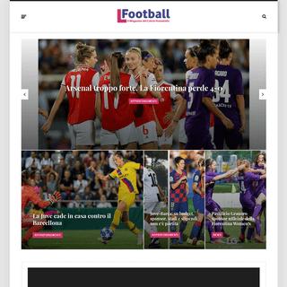 L Football - Il Magazine del Calcio Femminile