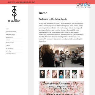 TSL – The Salon Leeds