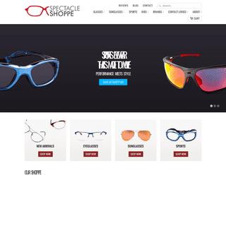 Spectacle Shoppe - Vancouver Glasses, Contact Lenses, Sunglasses