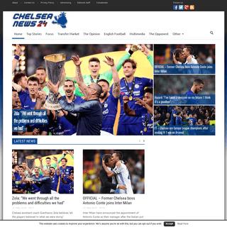 ChelseaNews24 - All Chelsea news 24H - ChelseaNews24