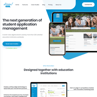 ArchiveBay.com - dreamapply.com - DreamApply – Best Application Management System for Higher Education