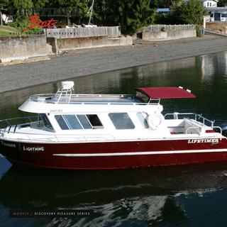Lifetimer Boats Lifetimer Boats Custom Aluminum Boats