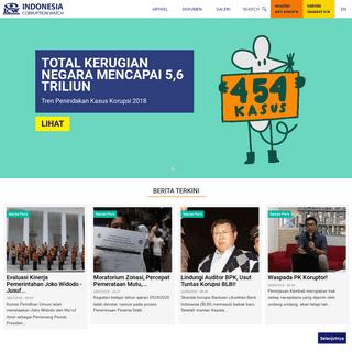 Indonesia Corruption Watch -