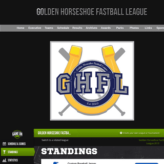 GHFL - Home Page