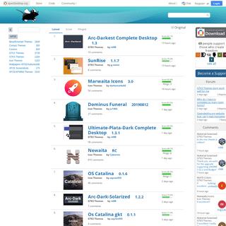 ArchiveBay.com - xfce-look.org - Eyecandy for your XFCE-Desktop - xfce-look.org