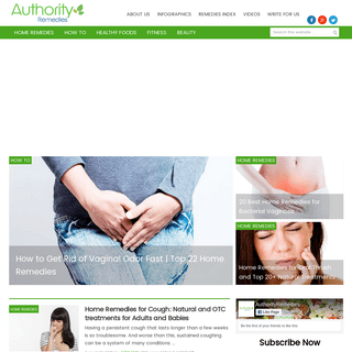 ArchiveBay.com - authorityremedies.com - Authority Remedies