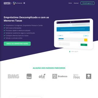 Empréstimo Consignado fácil, rápido e seguro - Simule online agora