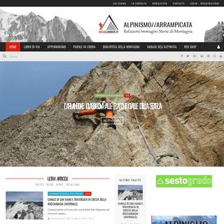 REDclimber.it - MOUNTAIN BLOG - Alpinismo e Arrampicata