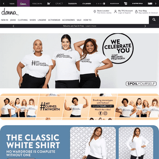 ArchiveBay.com - donna.co.za - donna - Shop plus size fashion online