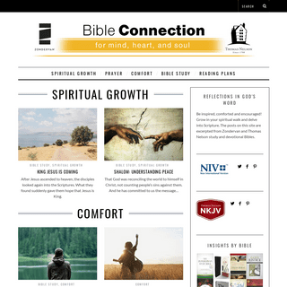 ArchiveBay.com - bibleconnectionnews.com - Home - Bible Connection