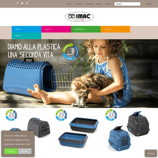 IMAC- Articoli per animali - Prodotti per animali