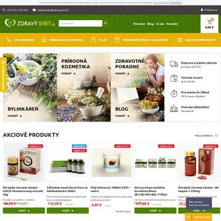 Bylinkáreň - liečivé rastliny, bylinky, čaje - Zdravý svet