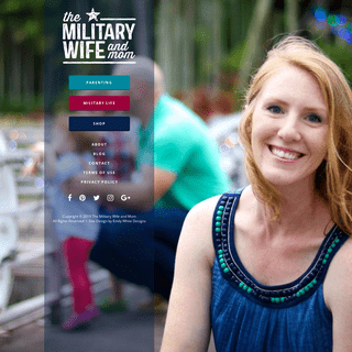The Military Wife and Mom Blog - Parenting, Motherhood and Military Life