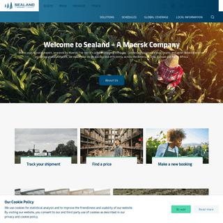 Sealand - A Maersk Company