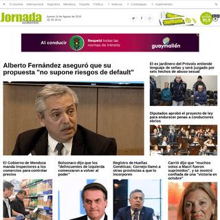 Diario Jornada - Diario Mendoza