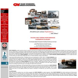 ArchiveBay.com - gearvendors.com - Home - Gearvendors