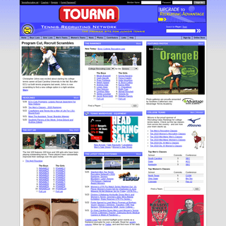 ArchiveBay.com - tennisrecruiting.net - The Tennis Recruiting Network