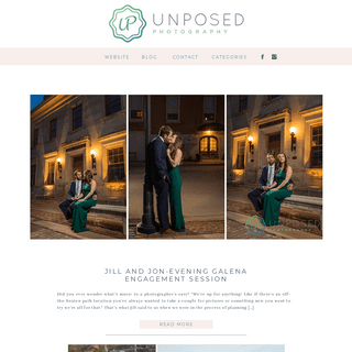UnPosed Photography Blog