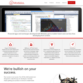 Trading Platform Source Code, Financial Charting & Exchange Engines