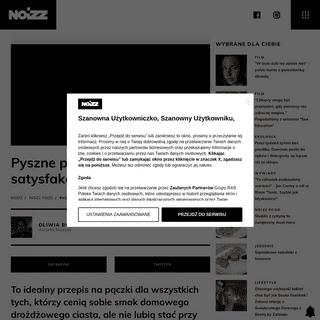 ArchiveBay.com - noizz.pl/noizz-food/pyszne-pieczone-paczki-zero-smazenia-duzo-satysfakcji/yw889gs - Pyszne pieczone pączki. Zero smażenia, dużo satysfakcji - Noizz