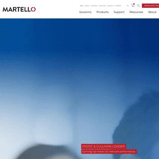 Martello Technologies - Network Performance Management