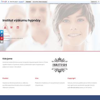 Institut výzkumu hypnózy