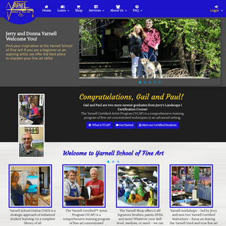 Jerry Yarnell's Official Website and Online School - Jerry Yarnell's Official Website and Online School