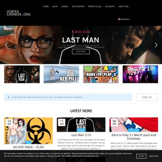 Vortex Cannon Entertainment – Vortex Cannon Entertainment