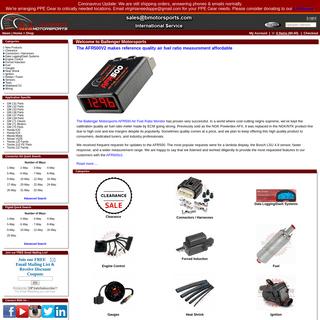 Ballenger Motorsports - High Performance Electronics