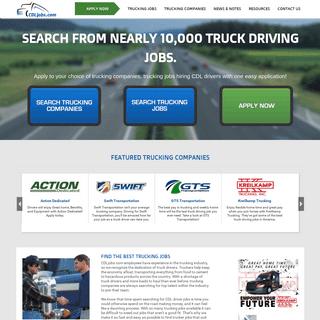 Truck Driving Jobs & CDL Jobs - Local, Regional & OTR