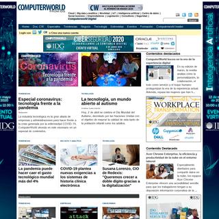 ComputerWorld - Innovación, negocio y tecnología