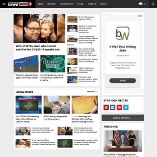 Charleston News, Weather, Sports, Breaking News - WCHS