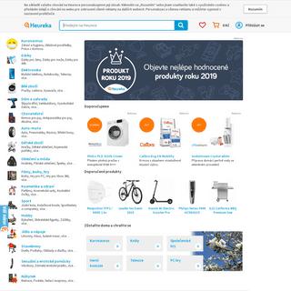 Heureka.cz - Porovnání cen a srovnání produktů z internetových obchodů
