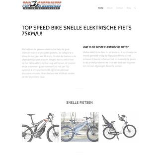 Topspeedbikes.nl – Topspeedbikes.nl