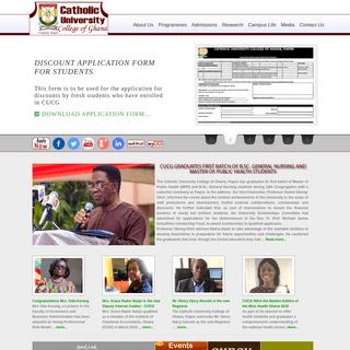 Catholic University College of Ghana