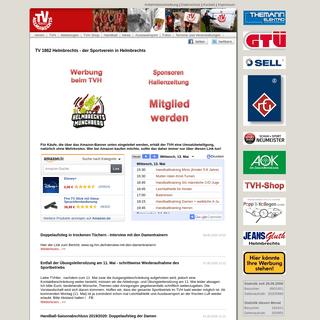 TV 1862 Helmbrechts - der Sportverein in Helmbrechts - TV 1862 Helmbrechts