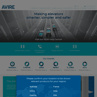 Homepage - Avire Global